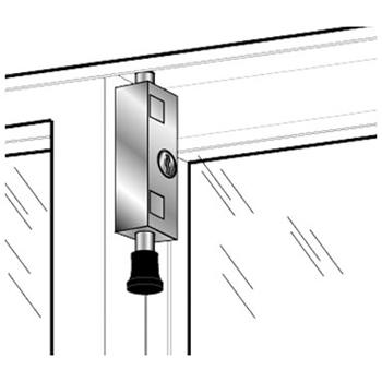 ... Patio Doors; KA Key #655; Aluminum Finish