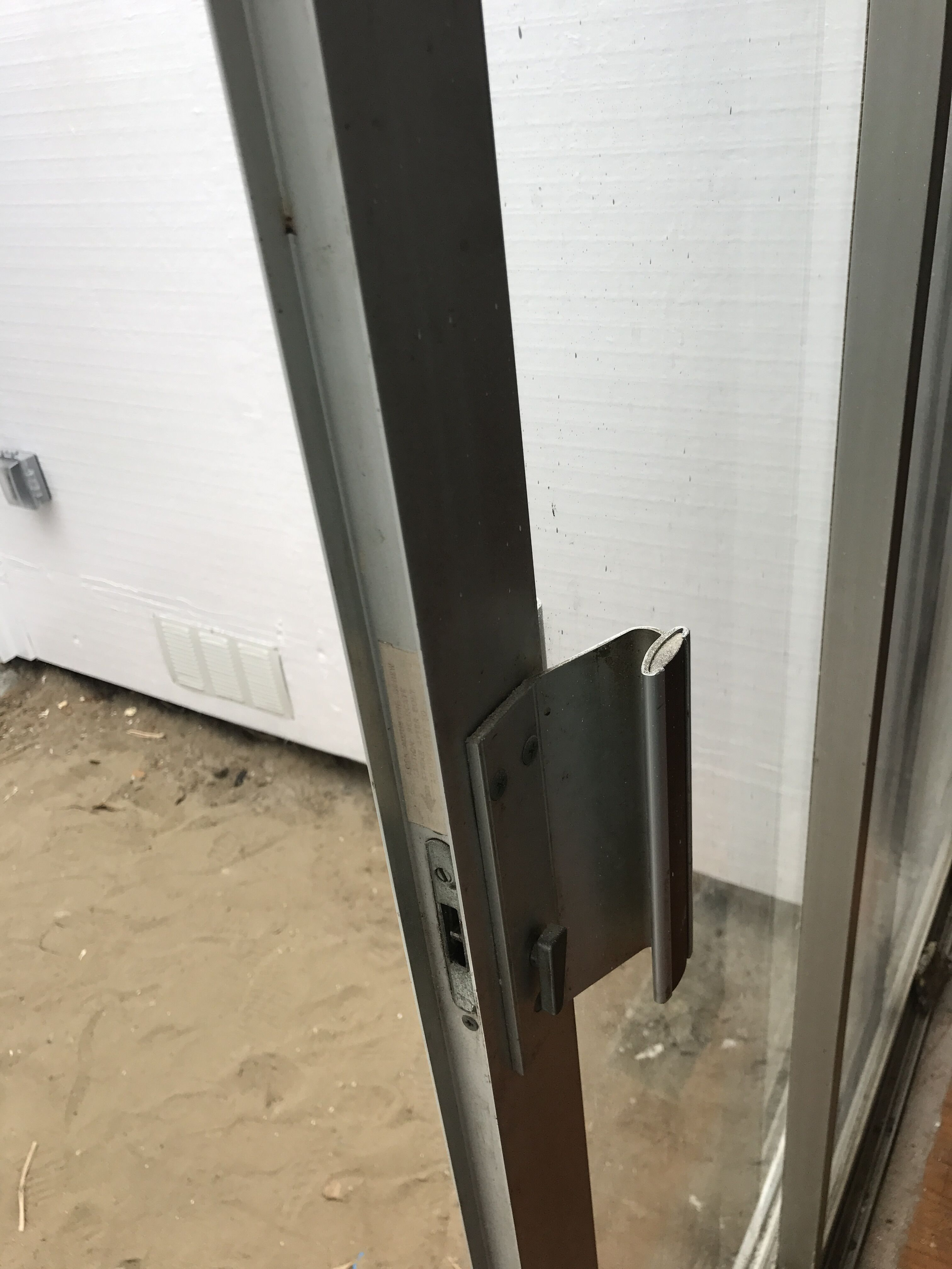 Kawneer 590411 Stainless Steel Caster For 990 Sliding Door