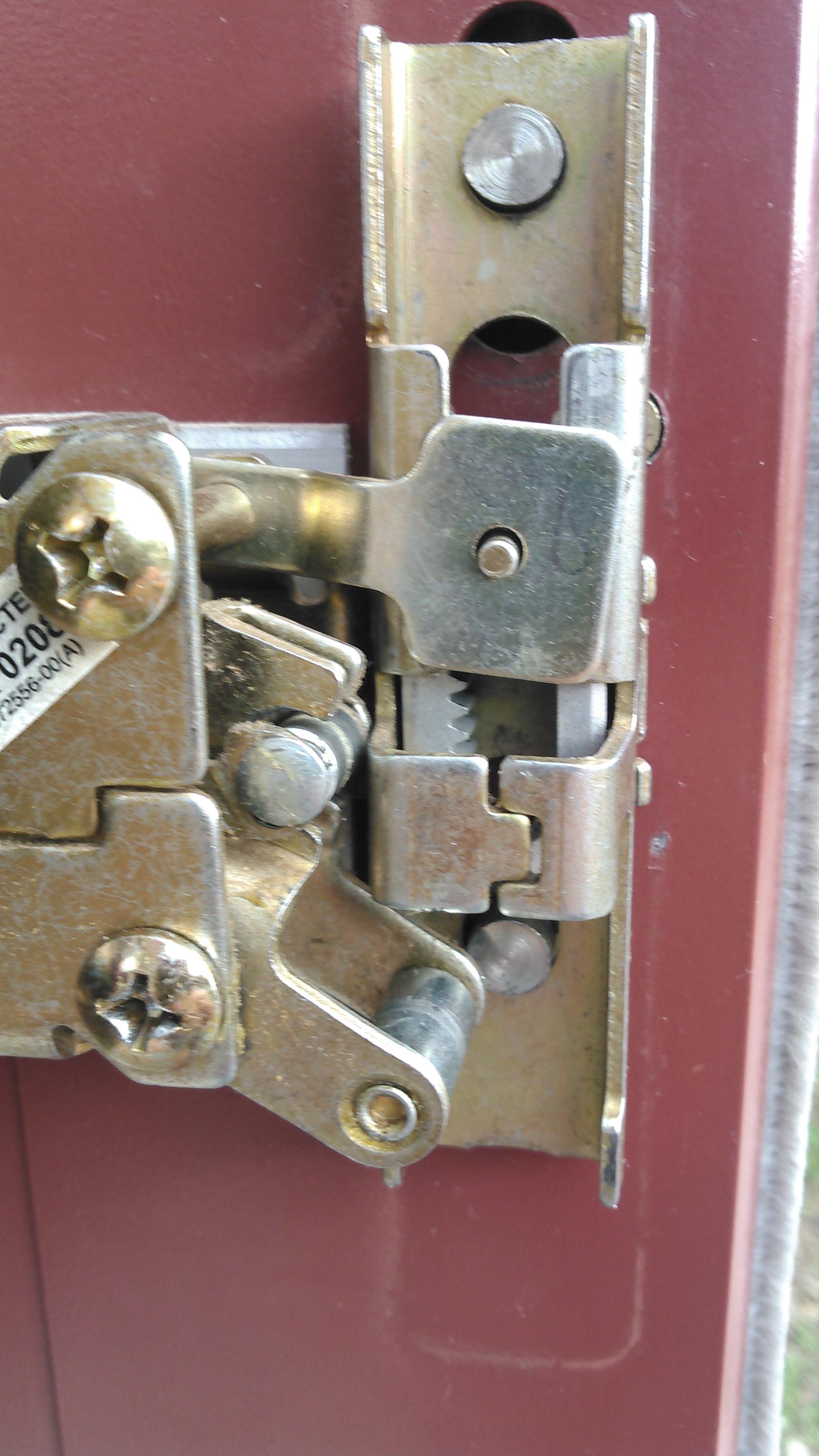 Dor O Matic Concealed Vertical Rod 1690 Eo