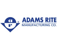 Adams Rite 24-0686-02-313 7131 Series Rad Fp Round 313