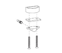 VON DUPRIN 106222 313 33/3547A Ratchet Release Package