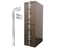 Lavi Bc600w 2 Bar Railing Outer End Cap Solid Brass 2 18 D furthermore Arlington Corbel Cor04x10x13arro 412w X 10d X 1334h moreover 2010 07 01 archive together with Rotating Spinning File Cabi  Locking Lock Double Capacity Rotary Files Personnel Human Resources Dentis Doctor Chart Record Storage Locking Medical Records Hospital Shelving further Locker Modular Millwork Casework Storage Wall Lockers Photos. on millwork medical office storage