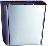 Bobrick B-261 Facial Tissue Waste Receptacle