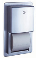 Bobrick B-4388 Multi-Roll Toilet Tissue Dispenser