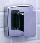 Bobrick B-7671 Bright Finish Single Robe Hook