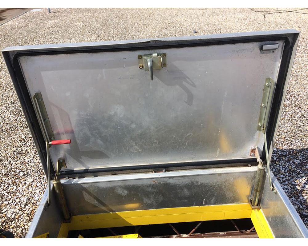 Bilco Rprs1ss E Replacement 100 Lb Lifting Mechanisms For