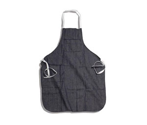 Brooks Equipment Brooks 39836Mg Denim Apron W 2 Pockets at Sears.com