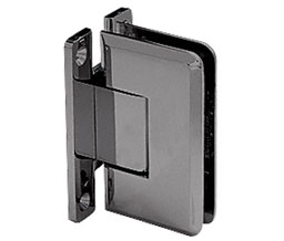 C R Laurence Co Inc Crl C0L037Gm  Cologne 037 Series Wall Mount - Full Back Plate Hinge - Gun Metal at Sears.com