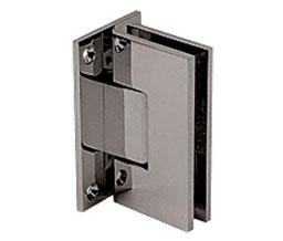C R Laurence Co Inc Crl V1E037Gm  Vienna  037 Series Wall Mount - Full Back Plate Hinge - Gun Metal at Sears.com