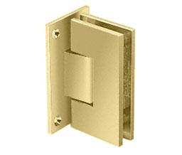 C R Laurence Co Inc Crl V1E537Sb  Vienna 537 Series Wall Mount - Full Back Plate Hinge With Internal 5 Degree Pin - Satin Brass at Sears.com