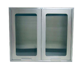 Carr 7475-30 One Left Solid  Door Wall Corner Cabinet