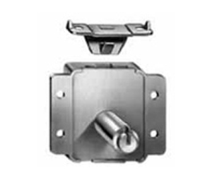 Compx Nlc8414 4g Chest Lid Lock Surface Mounted 1 Each