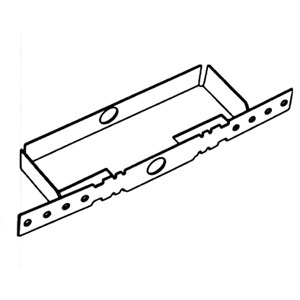 DKS WS825 Wood Stud Anchor