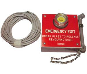 Horton Revolver C9185 Break Glass Emergency Switch