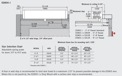 ED800_J dorma ed 200 wiring diagram dorma es 200 wiring diagram \u2022 wiring  at gsmx.co