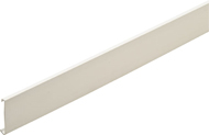 Hafele 290.12.781 White Covering Strip for 290.11.9xx - 25 Pcs.