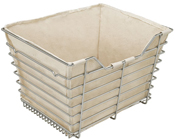 Hafele 54735486 Cream Wardrobe Closet Basket Cloth Liner 17X14X17 at Sears.com