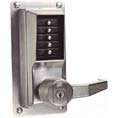 Lever Schlage I. C. Key Bypass