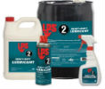 LPS LABS 428-00205 LPS 2® Industrial-Strength Lubricants - 5Gal Pail