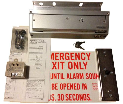 Locknetics 100 Delayed Egress Maglock System