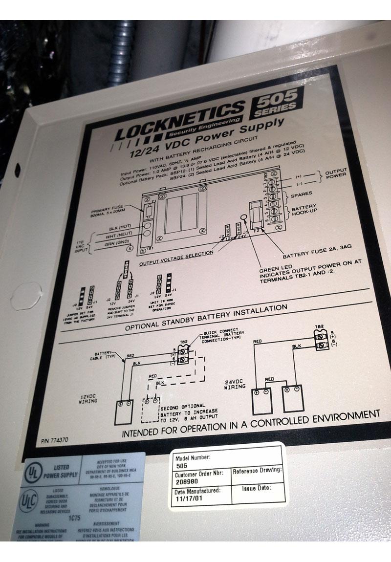 locknetics wiring diagram wire center \u2022 panasonic wiring diagram locknetics 505 power supply rh absupply net locknetics gf3000 wiring diagram locknetics maglock wiring diagram