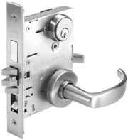 ML9000SC Series Mortise Lock Single Cylinder