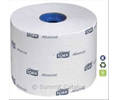SCA 110292A TORK ADVANCED BATH TISSUE 2-PLY WHITE