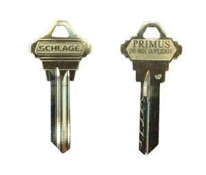 Schlage 35 157 Cp Key Blank