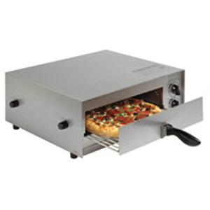 "Tomlinson #1023230 Deluxe 12"" Pizza and Snack Oven - 508FC"