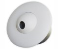 NetMedia NEM-VIDEYEDW Indoor Low Profile Eyeball Security Video Day/Night Color Camera