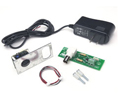 Door King DOK-1812145  Color Closed Circuit TeleVision Camera Kit