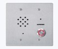 Aiphone AIP-IESSV Flush Mount 2-Gang Sub with CCTV Camera