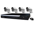 WatchNET VDT-EVI04KIT13BIR 4 Ch Embedded DVR with 1TB HDD plus 4x IR 1.3MP Bullet Camera