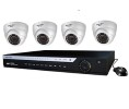 WatchNET VDT-EVI04KIT21IRB 4 Ch Embedded DVR with 1TB HDD plus 4x IR 2.1MP Dome Camera