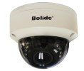 "Bolide Technology BTG-BC1209AVAIRAHQ 1/2.7"" 1080P IR White Vandal Dome Camera with 2.8-12mm Lens"