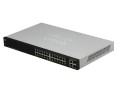 Cisco BCD-SLM2024PTNA Small Business Smart SG200-26P Switch