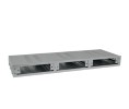 Comnet CON-C3US 1U 3 Slot Rack Chassis