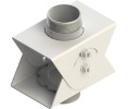 Peerless Electronics PEI-MIS213 Custom Cathedral Ceiling Adapter