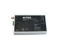 Nitek NIT-FRS312104S00 1-Channel Stand-Alone Fiber Optic Universal Mode Video and Data Receiver