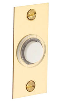 Baldwin 4853 Eletrical Bell Button